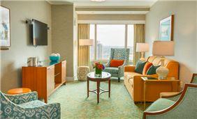 Commodore Suite At Seaport Hotel And World Trade Center Boston