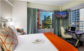 Executive Suites At Seaport Hotel And World Trade Center Boston