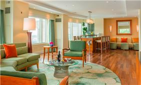 Hospitality Suite At Seaport Hotel And World Trade Center Boston
