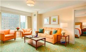 Luxe Suite At Seaport Hotel And World Trade Center Boston