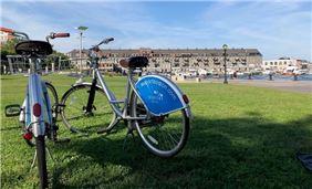 Seaport bikes