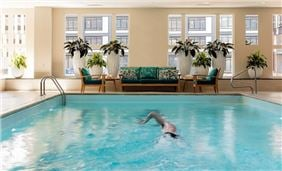 Wave Pool Facilities at Seaport Hotel and World Trade Center Boston