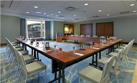 Meetings at the luxury hotel in Boston - The Seaport Hotel