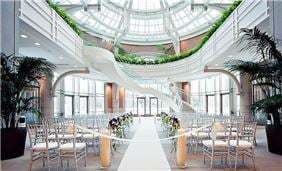 Wintergarden Ceremony