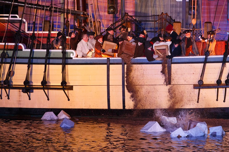 Boston Tea Party Ships & Museum, Massachusetts