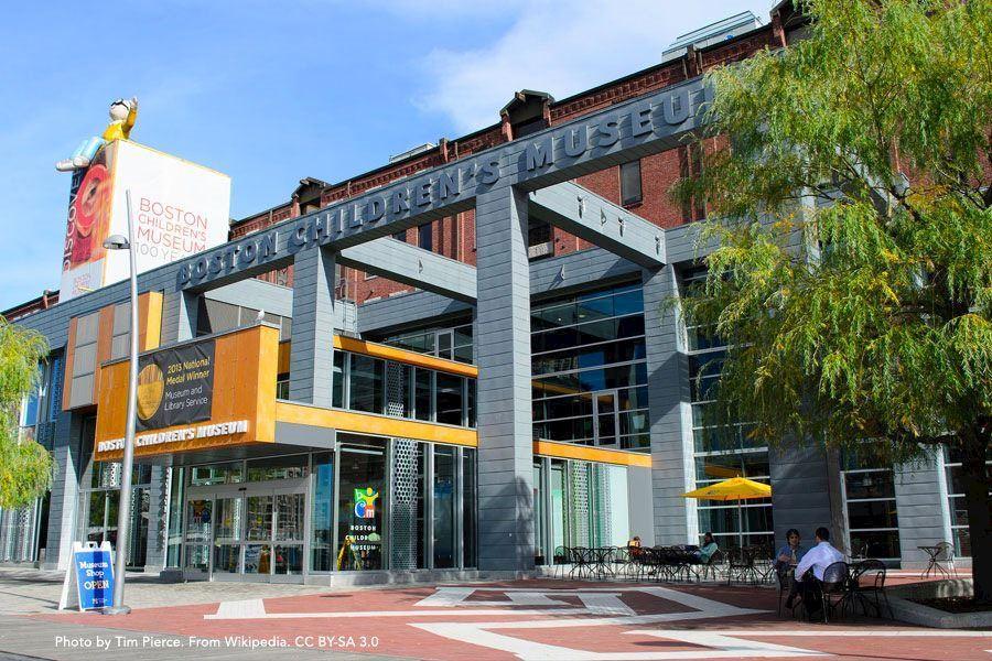 Children's Museum in Boston