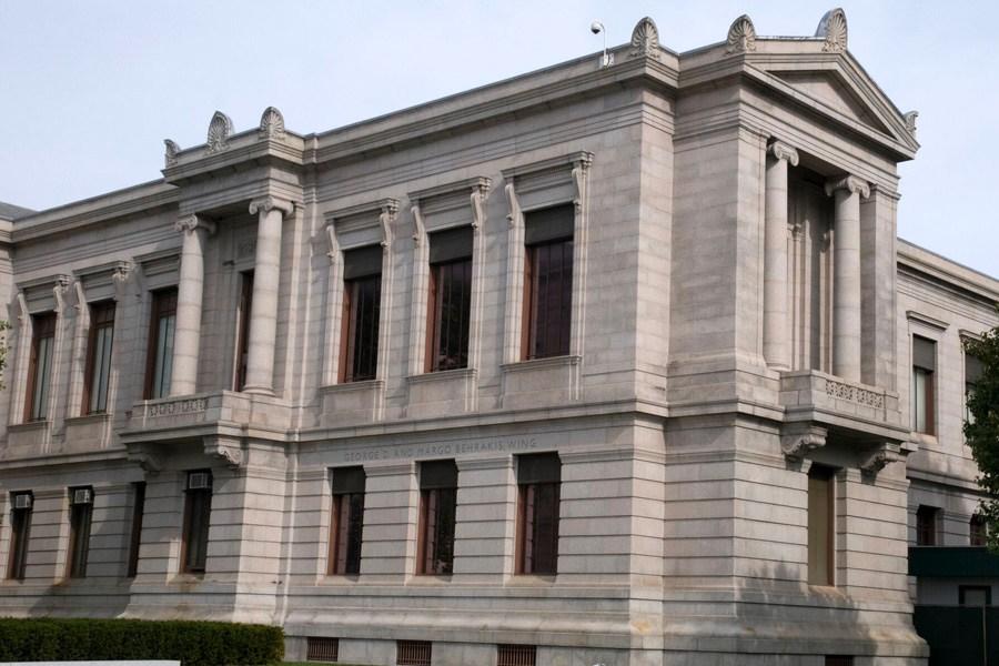 Museum of Fine Arts in Boston