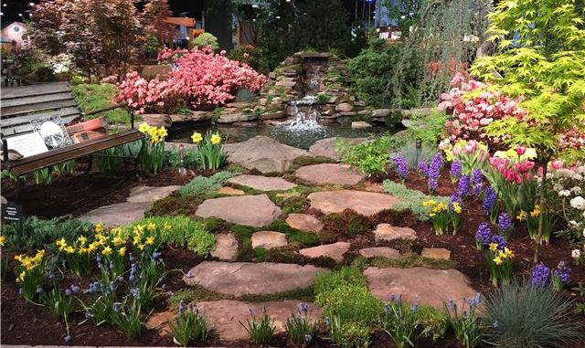 Seaport Spotlight Boston Flower Garden Show