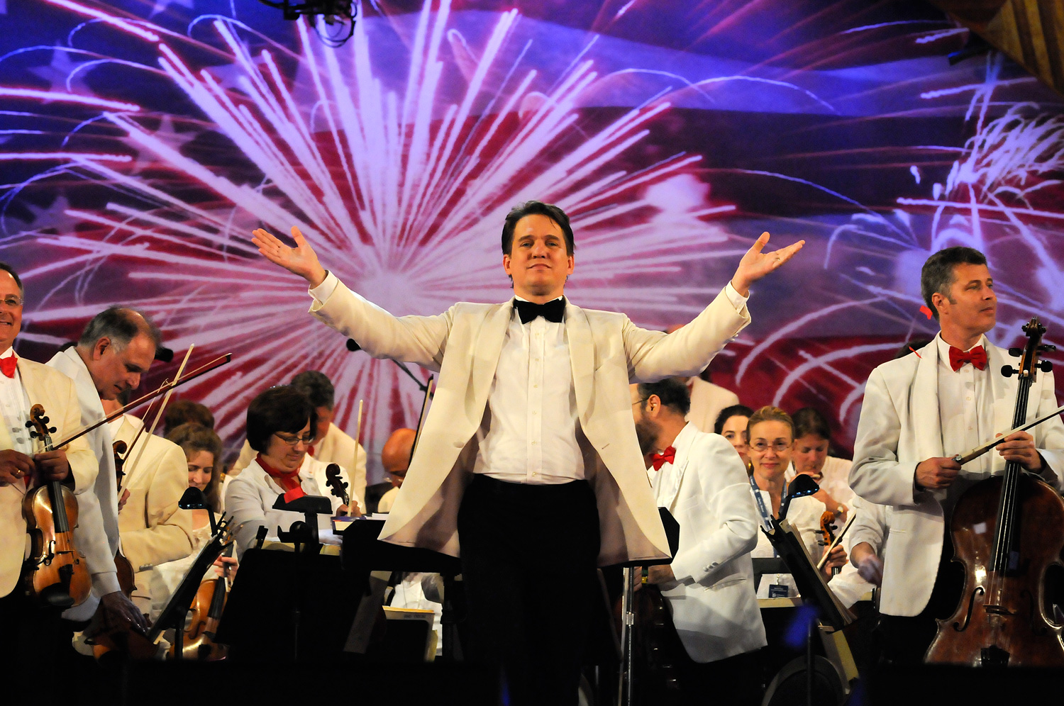 Things to Do in Boston - Pops 2016 Summer Concert Season