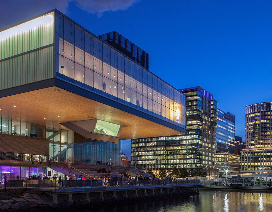 What is there to do in the Seaport District of Boston?