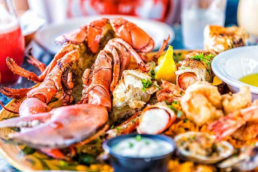 The Barking Crab Restaurant, Boston