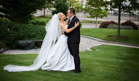 Seaport Hotel & World Trade Center, Boston Weddings Venue - Lighthouse Garden