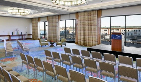 Seaport Hotel & World Trade Center, Boston Harborview Ballroom