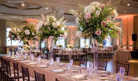 Seaport Hotel & World Trade Center, Boston Weddings Venue - Plaza Ballroom
