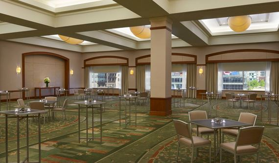 Seaport Hotel & World Trade Center, Boston Cityview Ballroom
