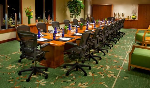 Seaport Hotel & World Trade Center, Boston Congress Boardroom