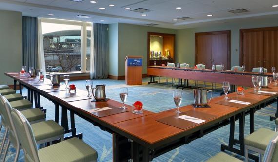 Seaport Hotel & World Trade Center, Boston Constitution