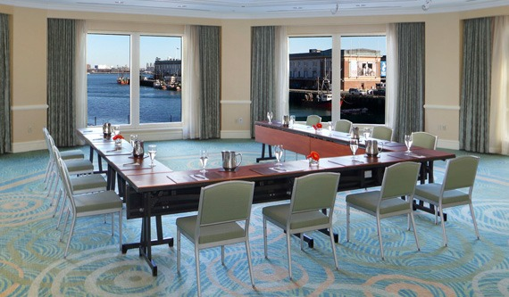 Seaport Hotel & World Trade Center, Boston Flagship Ballroom
