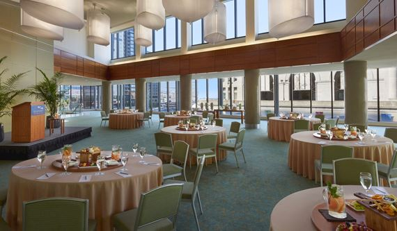 Seaport Hotel & World Trade Center, Boston Lighthouse Ballroom