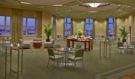 Seaport Hotel & World Trade Center, Boston Plaza Ballroom