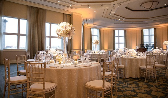 Seaport Hotel & World Trade Center, Boston Weddings Venue - Plaza Ballroom