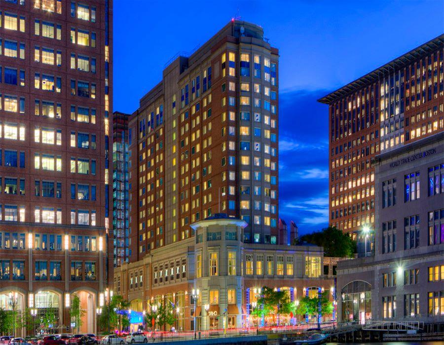 Seaport Hotel World Trade Center, Boston All Views