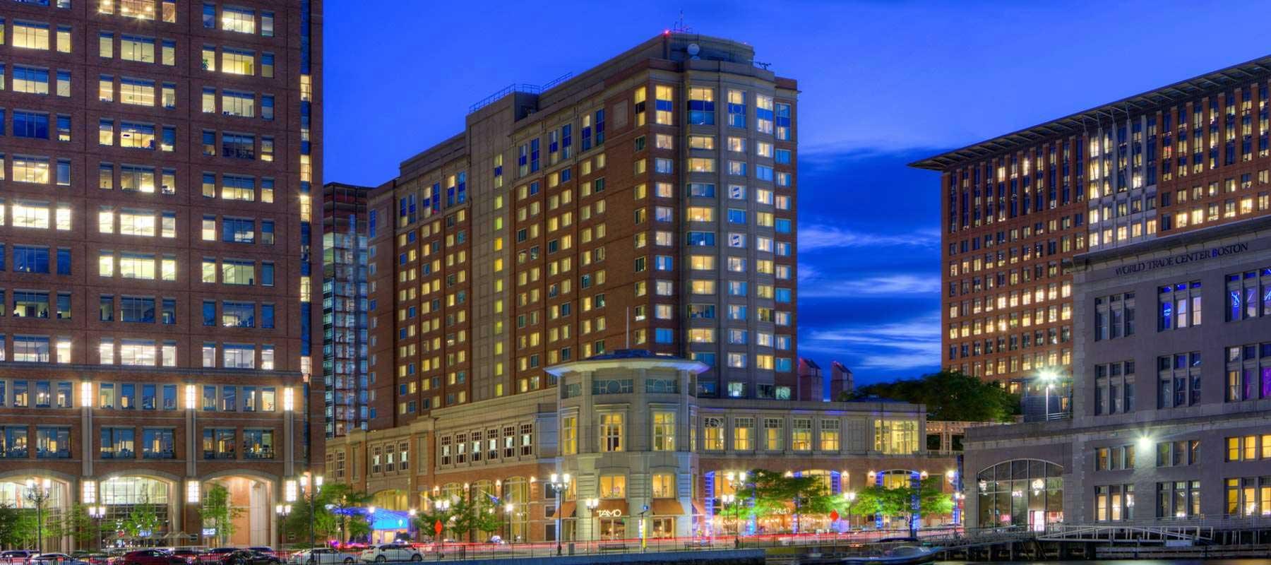Hotels In Boston >> Boston Hotel In The Seaport District Seaport Hotel