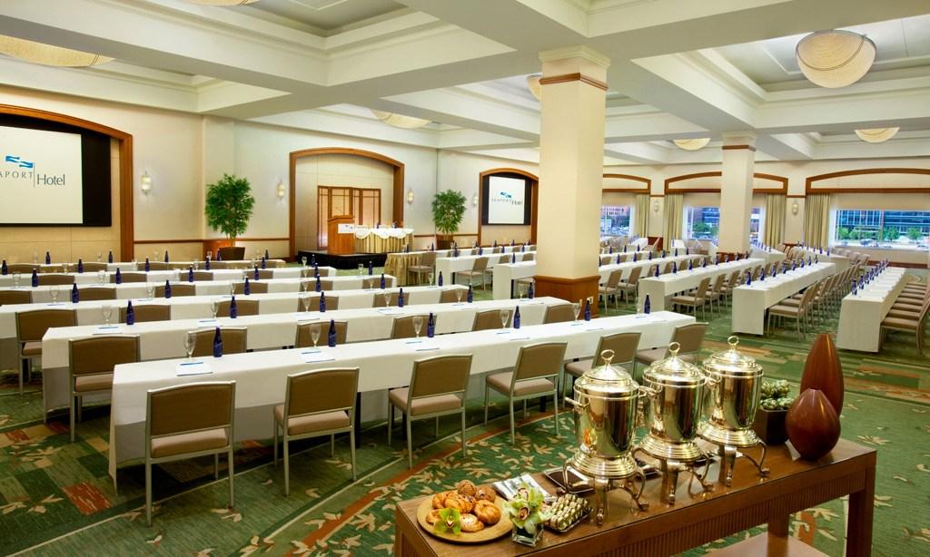 Seaport Hotel & World Trade Center, Boston Weddings Venue - Cityview Ballroom
