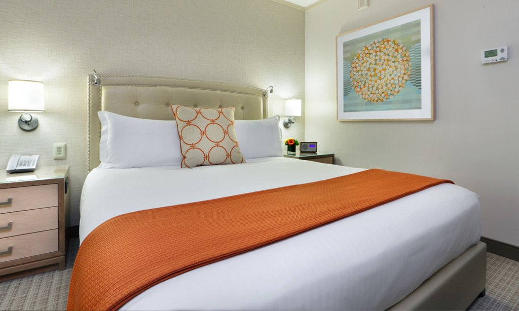Deluxe Room - One King Bed at Seaport Hotel & World Trade Center, Boston