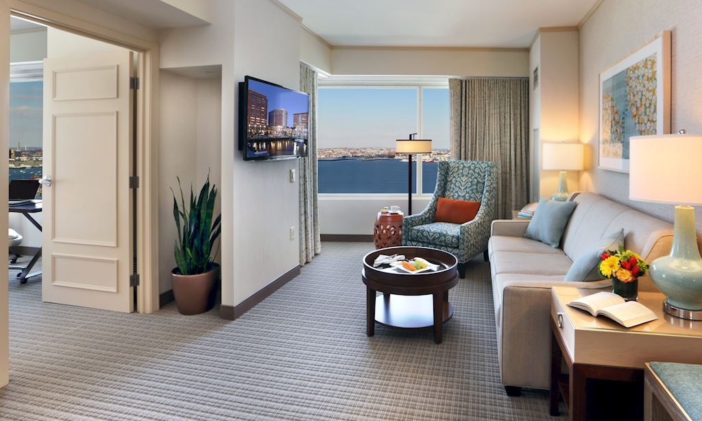 Executive Suites in Seaport Hotel & World Trade Center, Boston