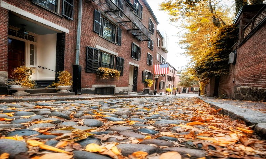 Fall For Boston