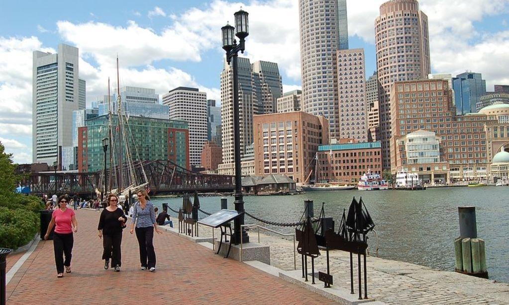 Concierge Services at Seaport Hotel & World Trade Center, Boston
