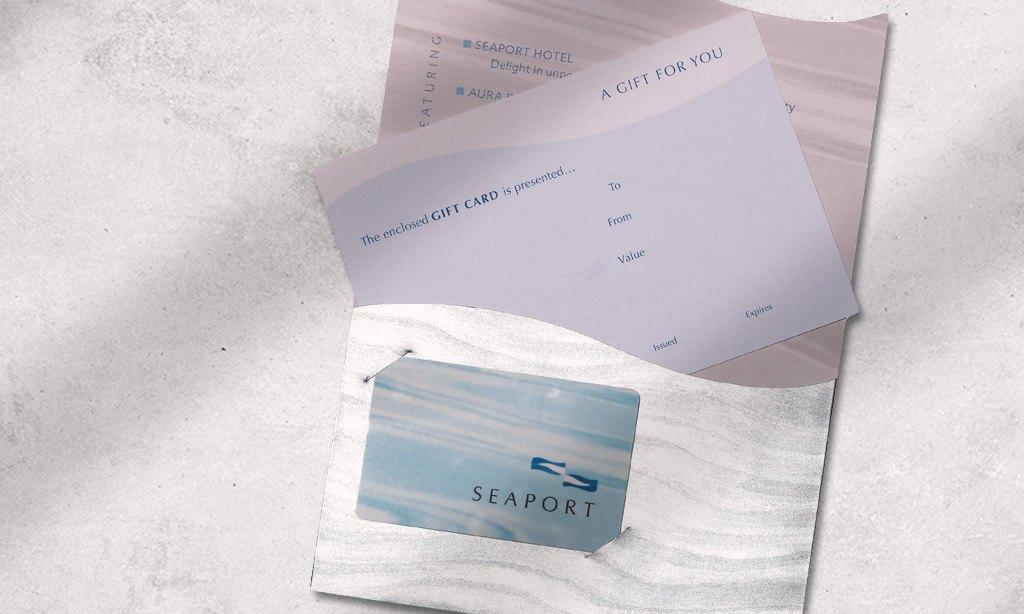 Seaport Hotel & World Trade Center, Boston Gift Cards