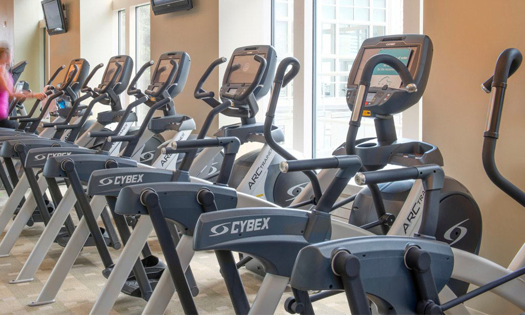 Gift Certificates Facilities at Wave Health & Fitness, Boston