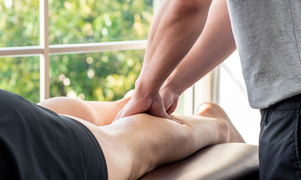 Massage Facilities at Wave Health & Fitness, Boston