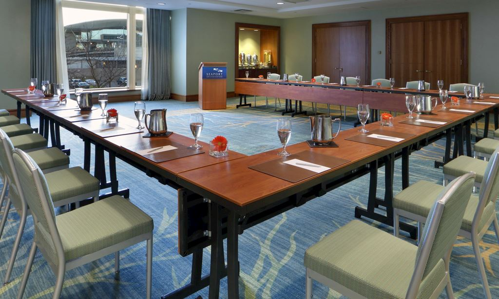 Meetings & Events Facilities in Seaport Hotel & World Trade Center, Boston