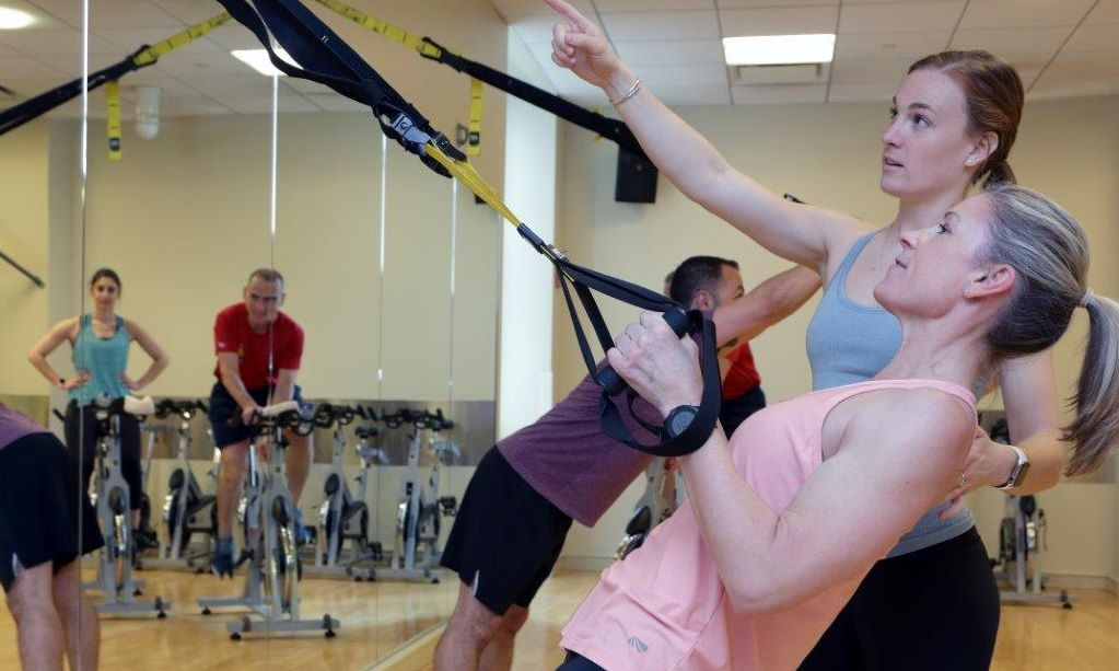 Personal Training available at Wave Health & Fitness, Boston