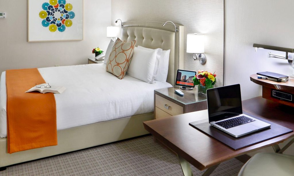 Reservations at Seaport Hotel & World Trade Center, Boston