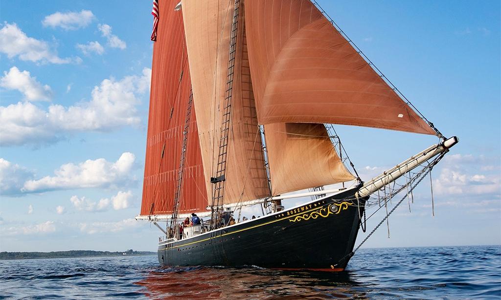 World Ocean School Aboard the Roseway