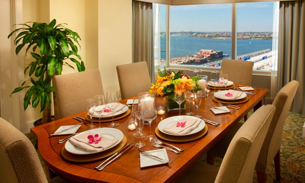 Seaport Hotel & World Trade Center, Boston Event Venue - Admiral Suite