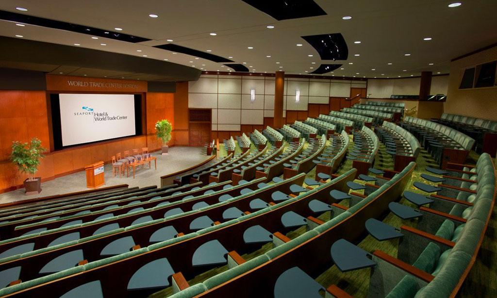 Seaport Hotel & World Trade Center, Boston Event Venue -Amphitheater