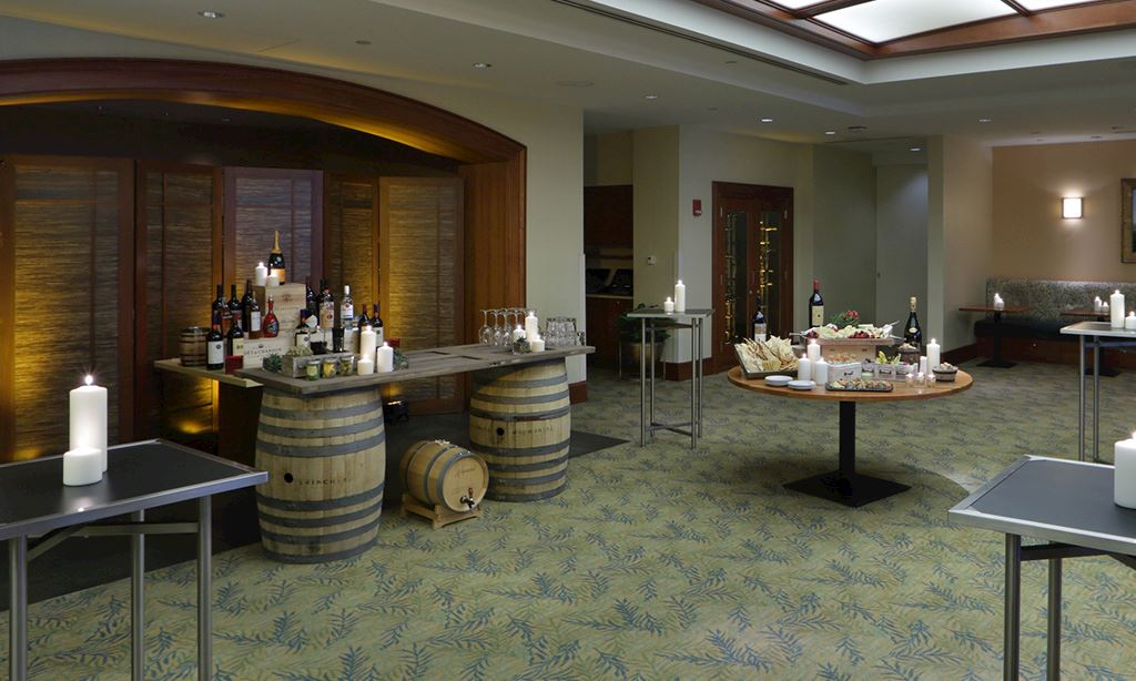 Seaport Hotel & World Trade Center, Boston Event Venue - Aura Restaurant