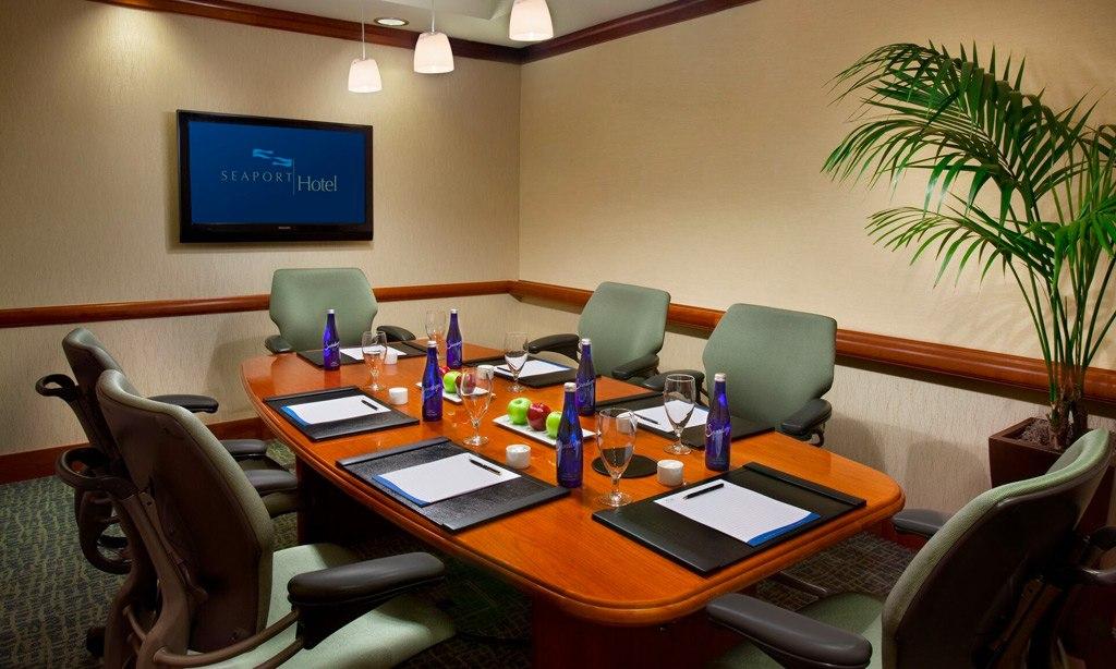 Seaport Hotel & World Trade Center, Boston Event Venue - Business Center (breakout room)