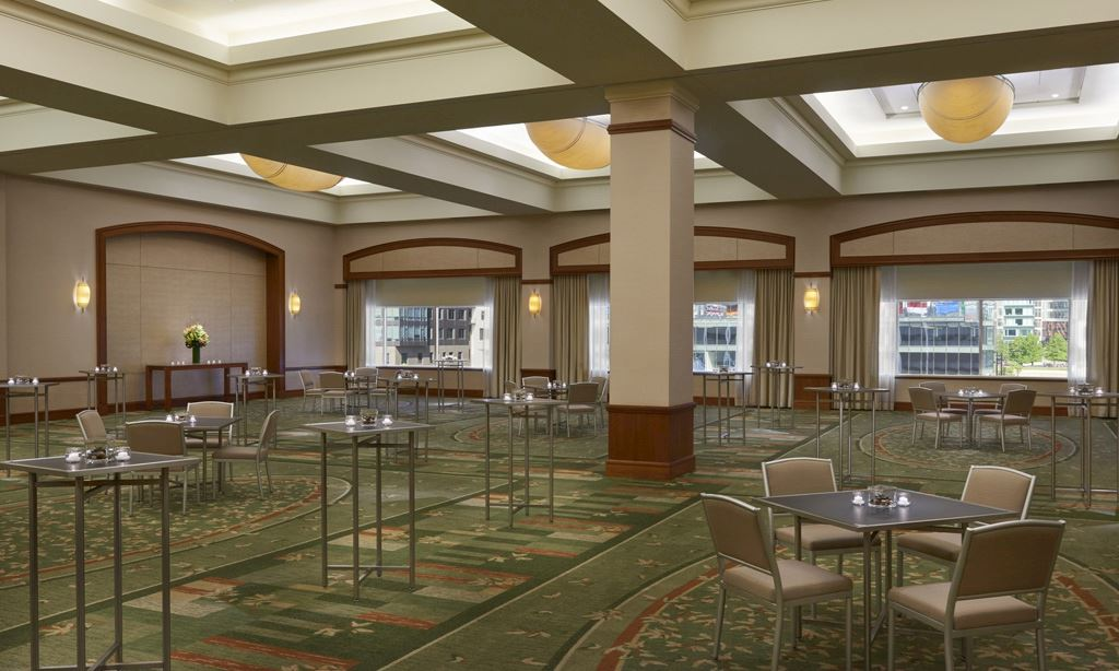 Seaport Hotel & World Trade Center, Boston Event Venue - Cityview Ballroom