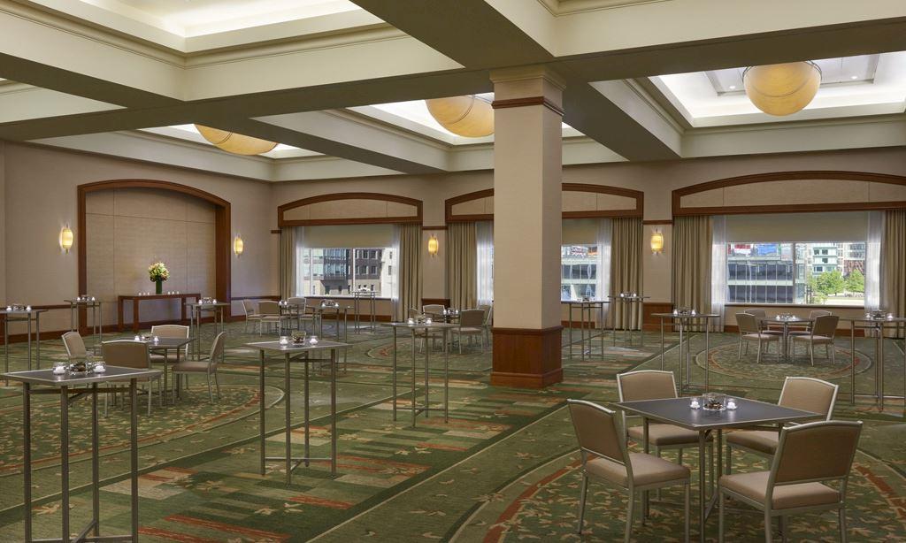Seaport Hotel & World Trade Center, Boston Event Venue - Cityview Ballroom