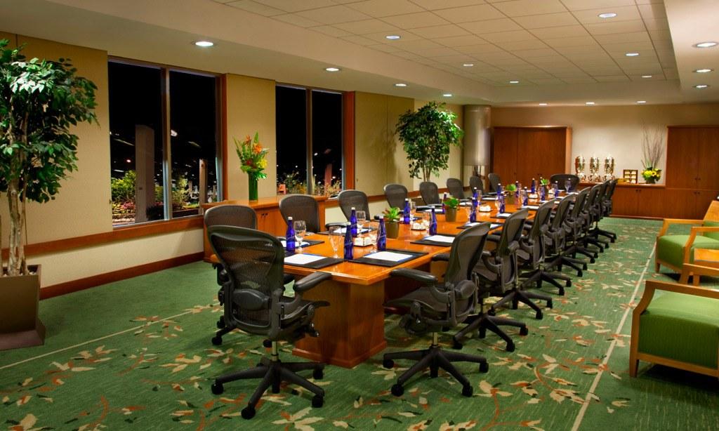 Seaport Hotel & World Trade Center, Boston Event Venue - Congress Boardroom