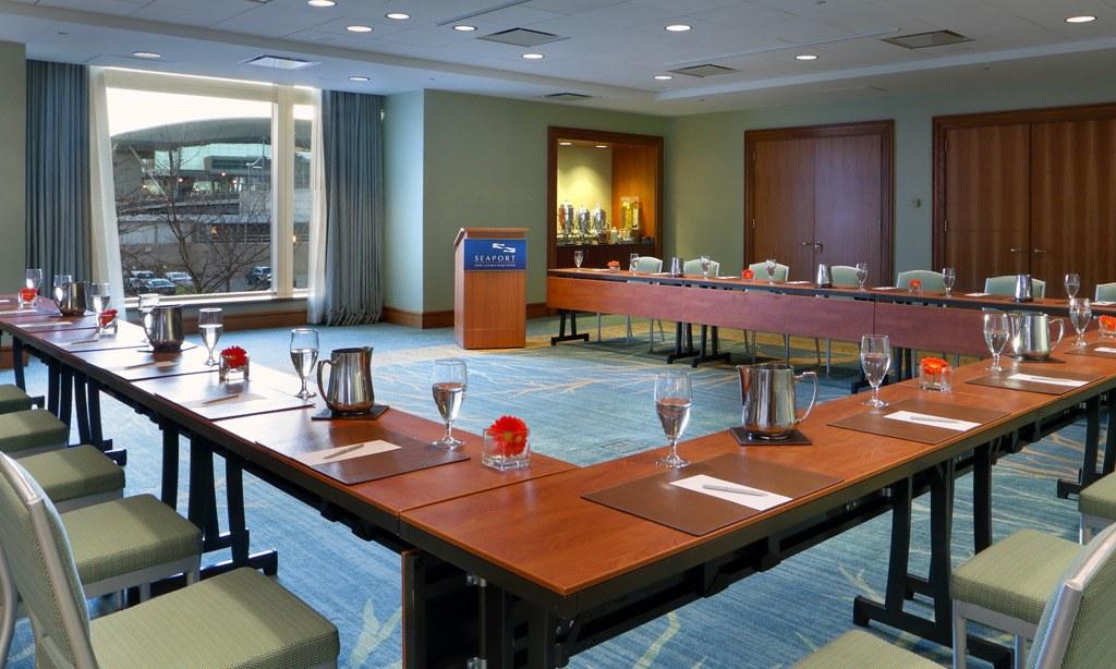 Seaport Hotel & World Trade Center, Boston Event Venue - Constitution