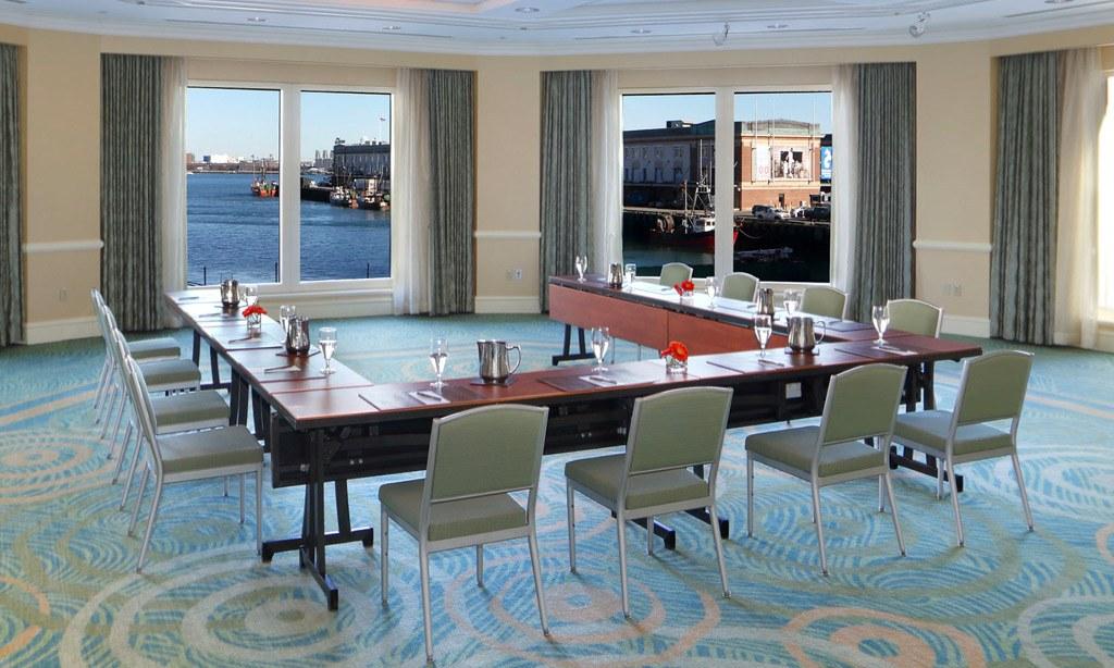 Seaport Hotel & World Trade Center, Boston Event Venue - Flagship Ballroom