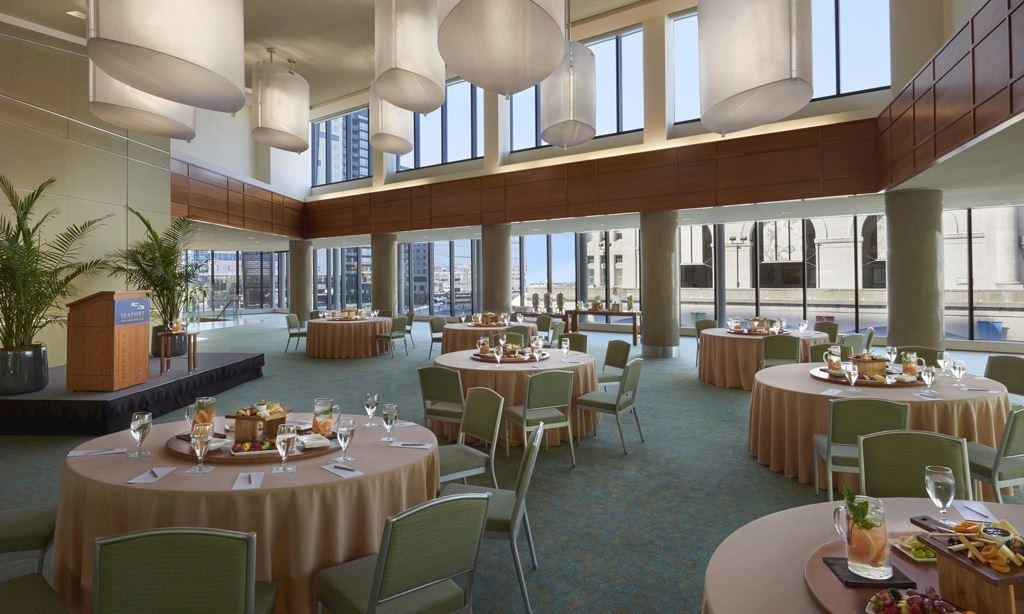 Seaport Hotel & World Trade Center, Boston Event Venue - Lighthouse Ballroom
