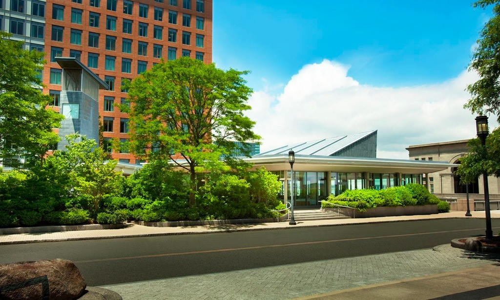 Seaport Hotel & World Trade Center, Boston Event Venue - Lighthouse Garden